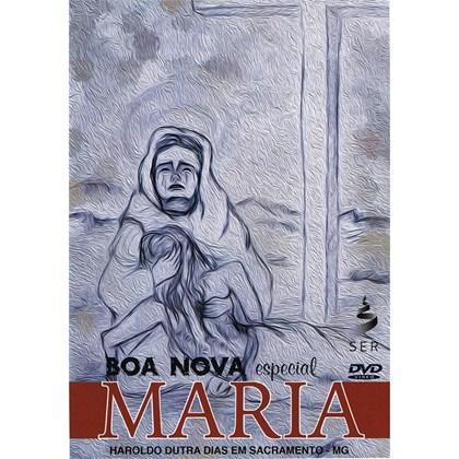 Dvd - Maria - Série Boa Nova Especial