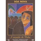 Dvd - Negação de Pedro (A) - Série Boa Nova