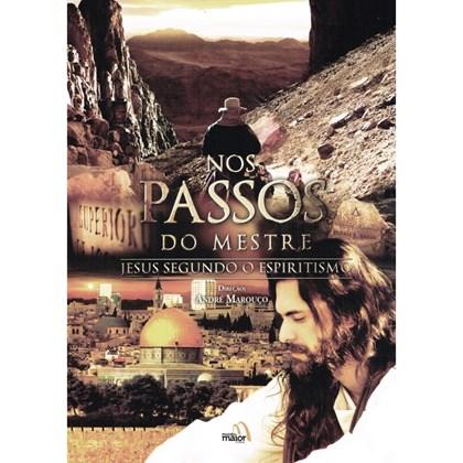 Dvd - Nos Passos do Mestre