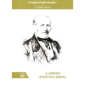 Dvd - Ordem Didatica Geral (A) - Compreender o Livro dos Espiritos - Vol 1