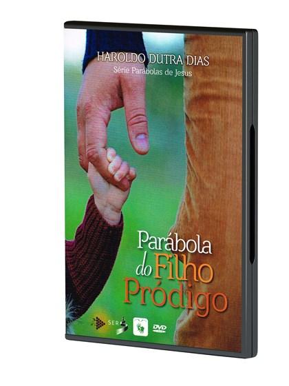 Dvd - Parábola do Filho Pródigo