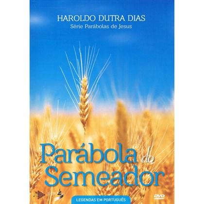 DVD - Parábola do Semeador (Série Parábolas de Jesus)