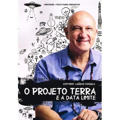 DVD - Projeto Terra e a Data Limite (O)