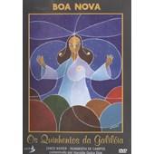 Dvd - Quinhentos da Galiléia (Os) - Série Boa Nova