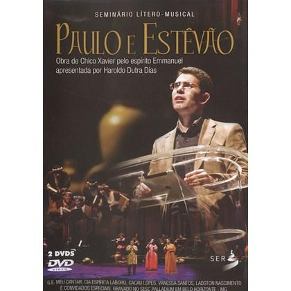 Dvd - Seminário Lítero-Musical Paulo e Estêvão (Duplo)