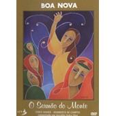 Dvd - Sermão do Monte - Série Boa Nova