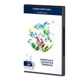 Dvd - Simpatias e Antipatias - Vol. 42