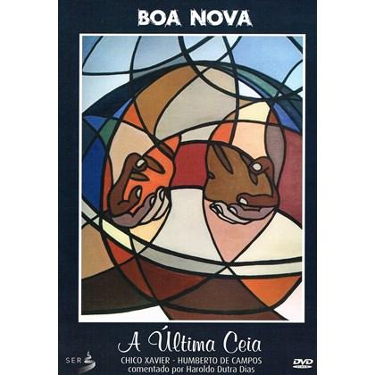 Dvd - Última Ceia (A) - Série Boa Nova