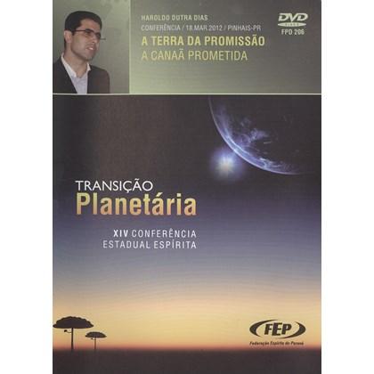 Dvd - XIV CEE - Terras da Promissão (A) - Canaã Prometida (A)