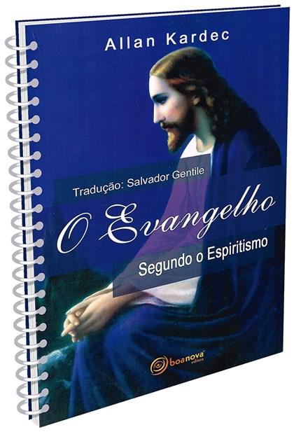 Evangelho Segundo o Espiritismo (O) - Normal Espiral