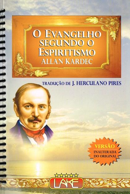 Evangelho Segundo o Espiritismo (O) - Normal Espiral (LUXO-16X23)
