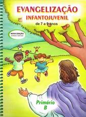 Evangelização Infanto-Juvenil / Primário B - de 7 a 9 Anos