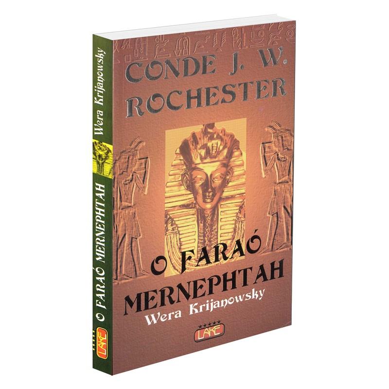 J. W. Rochester - O FARAO MERNEPHTAH ~ RTS