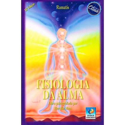 Fisiologia da Alma - Edição Clean - Nova Edição