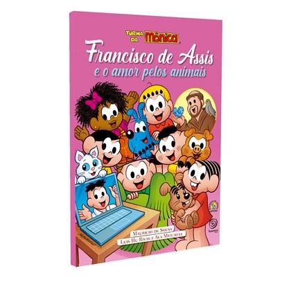 Francisco de Assis e o Amor pelos Animais - Turma da Mônica