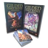 Gilded Tarot Royale - O Tarô Dourado Real