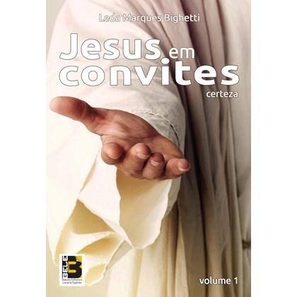 Jesus em Convites - Vol.1 - Certeza