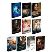 Kit 10 Romances Espíritas Que Transformam Sua Vida