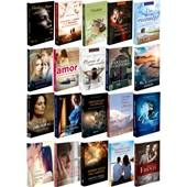 Kit 20 Romances Espíritas Que Tocam O Coração