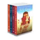 Kit 4 livros Os Rokesbys