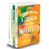 Kit A Coragem de Ser Imperfeito - 4 Livros