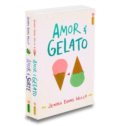 Kit Amor & Gelato - Jenna Evans Welch