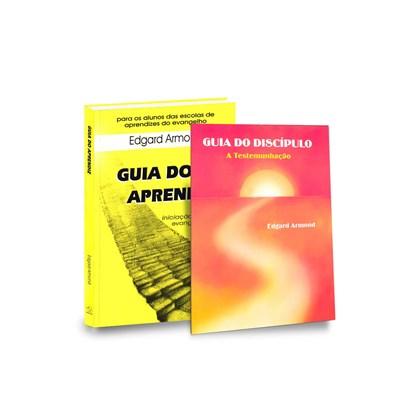 Kit Edgard Armond - Guia do Discípulo + Guia do Aprendiz
