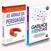 Kit Gatilhos Mentais + As Armas Da Persuasão