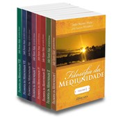 Kit João Nunes Maia - Filosofia da Mediunidade 8 Livros
