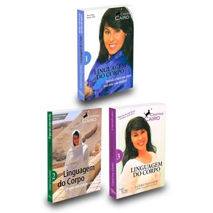 Kit Linguagem do Corpo (A) - Vol I,II e III