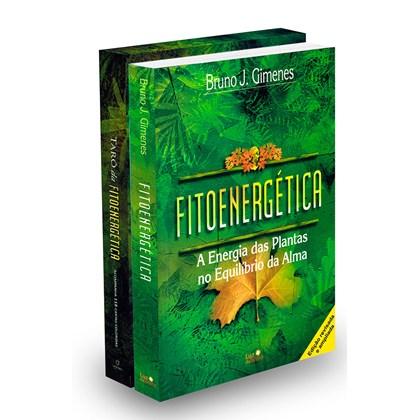 Kit Livro Fitoenergética e Tarô da Fitoenergética