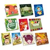 Kit Livros Infantis Espíritas - 10 Livros