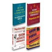 Kit Napoleon Hill - Coleção 4 Livros
