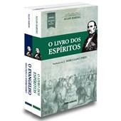 Kit O Evangelho Segundo O Espiritismo + O Livro dos Espíritos