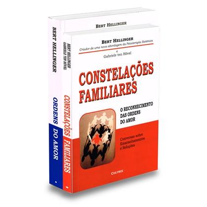Kit Ordens do Amor + Constelações Familiares (Bert Hellinger)