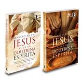 Kit Parábolas de Jesus à luz da doutrina Espírita volumes I e II