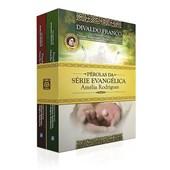 Kit - Pérolas da Série Evangélica Amélia Rodrigues - Volumes 1 e 2