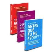 Kit Saúde Mental Dr. Leandro Teles - 3 Livros