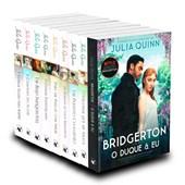 Kit Série Completa Os Bridgertons - 9 Livros