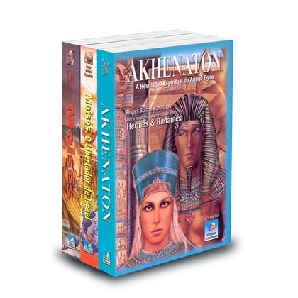 Kit Trilogia Akhenaton