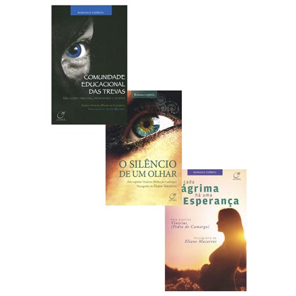 Kit Trilogia Comunidade Educacional das Trevas