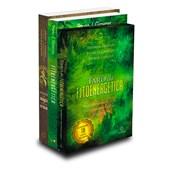 Kit Trilogia Livro Fitoenergética + Tarô Fitoenergética + Manual de Magia com as Ervas