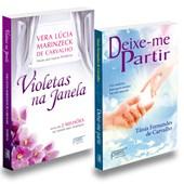 Kit Violetas na Janela + Deixe-Me Partir
