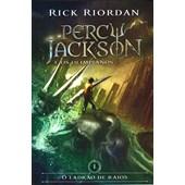 Ladrão de Raios (O) - Percy Jackson e Os Olimpianos