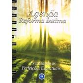 Livro - Agenda Reforma Íntima - Exercitando as Perfeições Espirituais