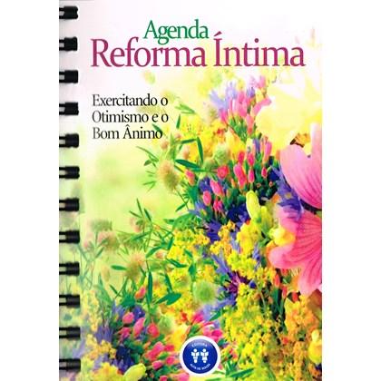 Livro - Agenda Reforma Íntima - Exercitando o Otimismo e o Bom Ânimo