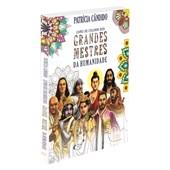 Livro de Colorir dos Grandes Mestres da Humanidade