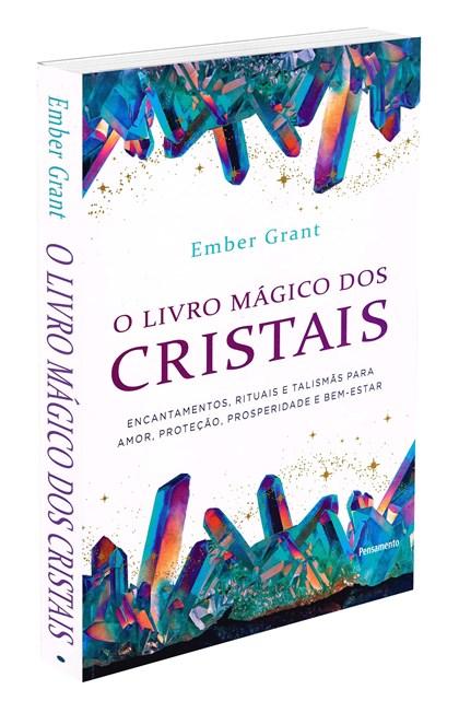Livro Mágico dos Cristais