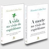 Livros Vida e Morte, Na Visão do Espiritismo - 2 Livros