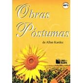 Obras Póstumas - MP3 (2 CD'S) - Audiolivro